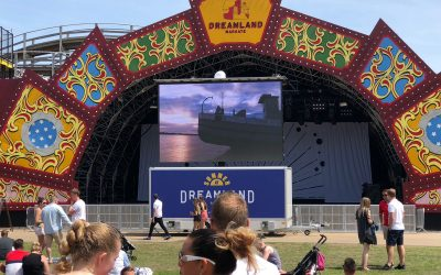 LED Screens for Festivals