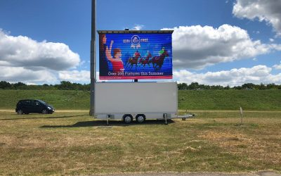 6 Ways to use a Mobile LED Screen